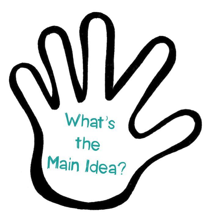 684x719 The Best Teaching Main Idea Ideas Ela Anchor