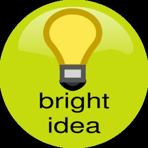 297x298 Bright Clipart Main Idea