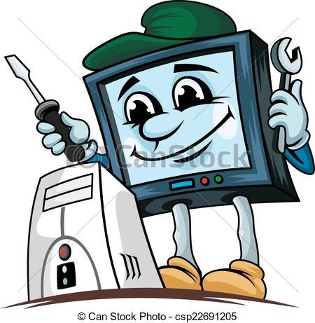 450x461 Computer Repair Clip Art 101 Clip Art