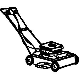 300x300 Lawn Mower Similiar Lawn Machine Clip Art Keywords