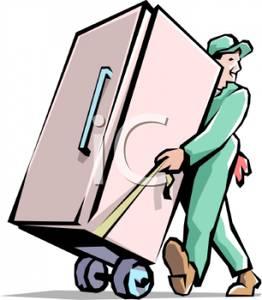 262x300 Refrigerator Maintenance Clip Art Cliparts