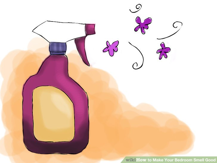 728x546 How To Make Your Bedroom Smell Good 15 Steps (With Pictures)