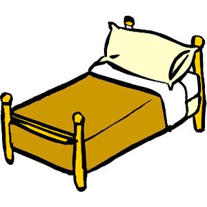 300x300 Bed Clip Art