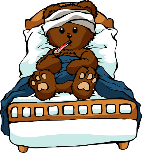 464x500 Make Bed Clip Art