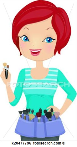 246x470 Makeup Clipart Makeup Artist