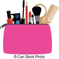 196x194 Makeup Clipart Makeup Bag