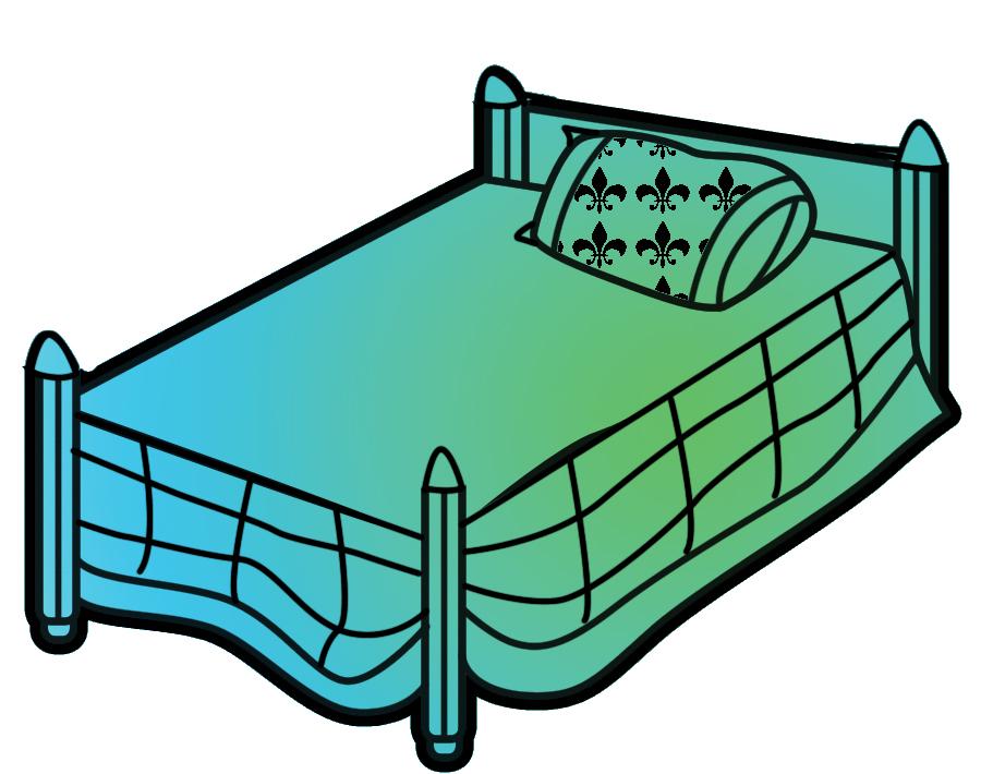 900x710 Bed Clip Art Free Clipart Images Clipartbold 4 Clipartix