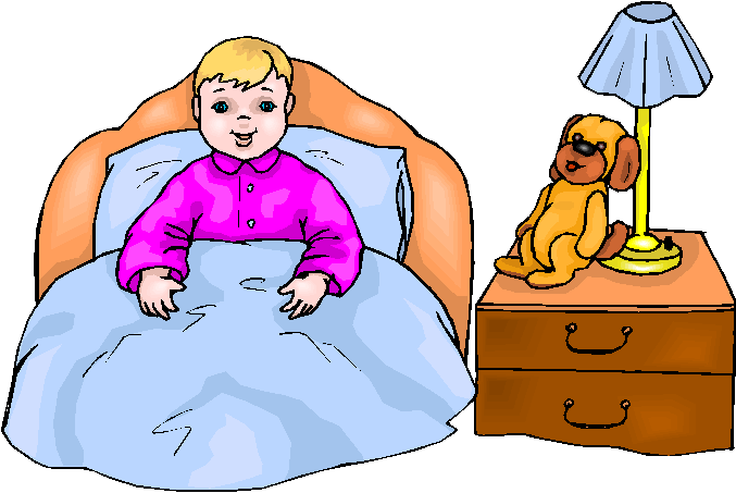 677x453 Make Bed Boy Making Bed Clipart 2