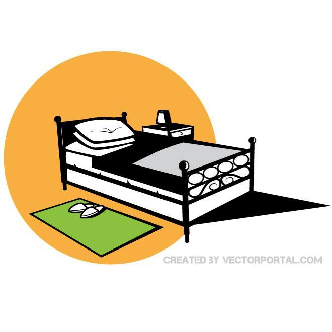 660x660 Making Bed Clipart Vectors Download Free Vector Art Image
