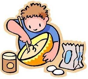 291x263 Clip Art No Bake Cake Clip Art Cake ~ No Bake