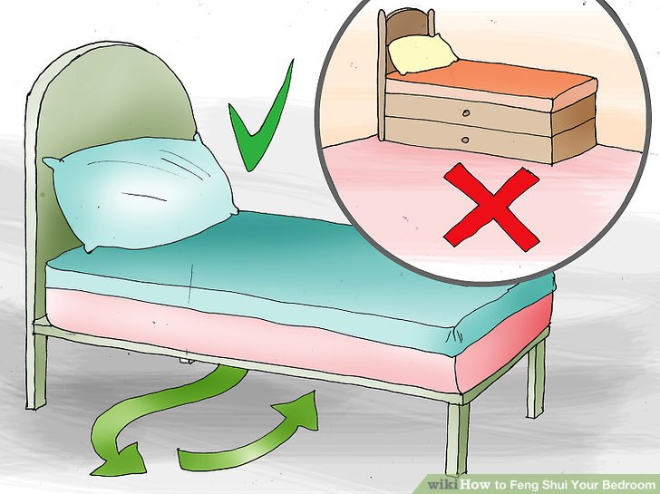 728x545 The Best Way To Feng Shui Your Bedroom