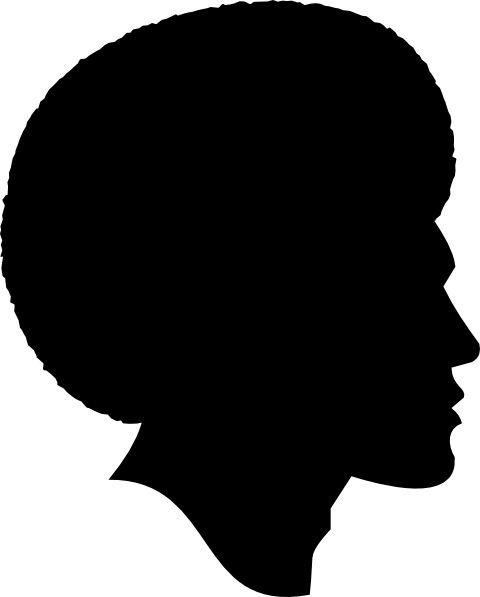 480x597 Male Silhouette Clip Art
