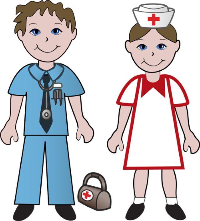 639x707 Nurse Clipart Hospital Nurse