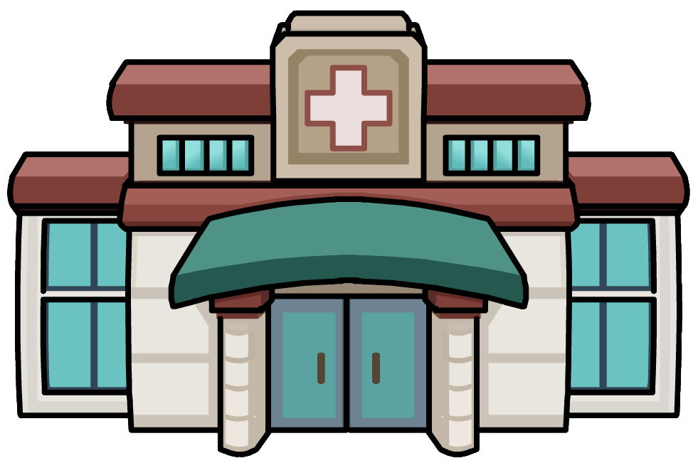981x651 Mall Clipart Clinic Building