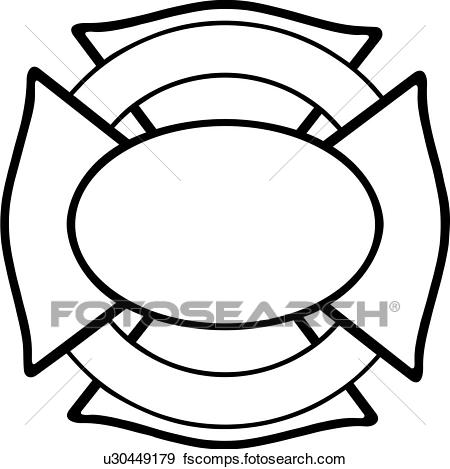 450x469 Clip Art Of , Cross, Department, Emergency, Emergency Services