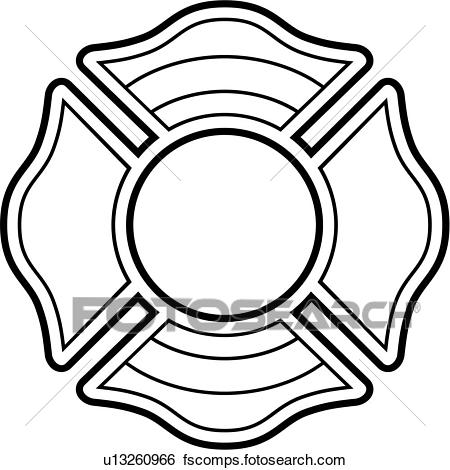 450x470 Clip Art Of , Cross, Crosses, Department, Emergency, Emergency