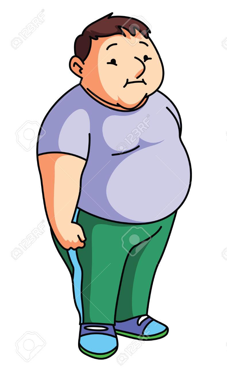 791x1300 Fat Man Clipart Many Interesting Cliparts