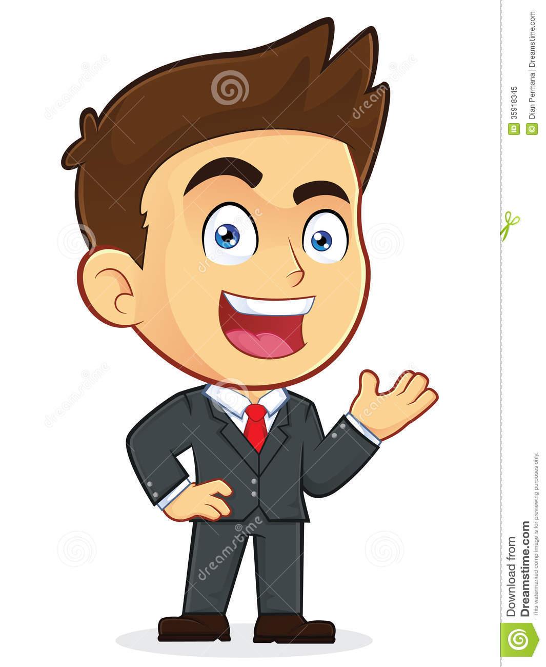 1065x1300 Business Man Clipart