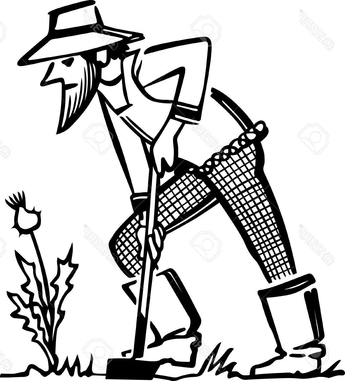 1176x1300 Best Free Farmer Clip Art Black And White Vector Cdr