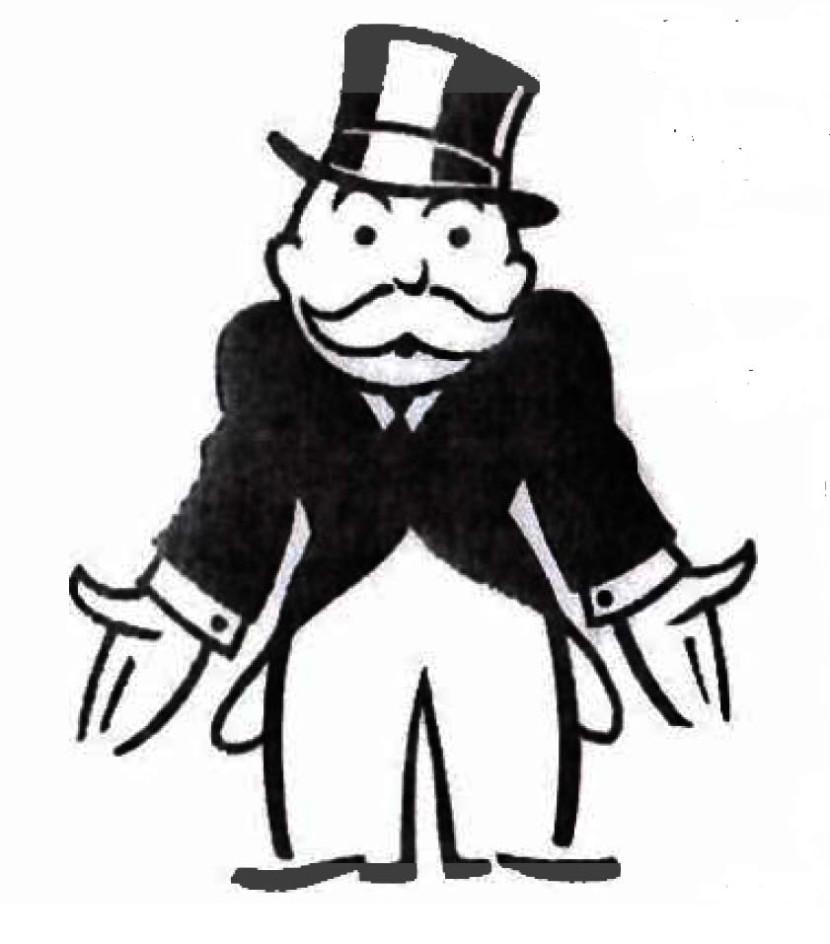 830x944 Best Monopoly Clip Art