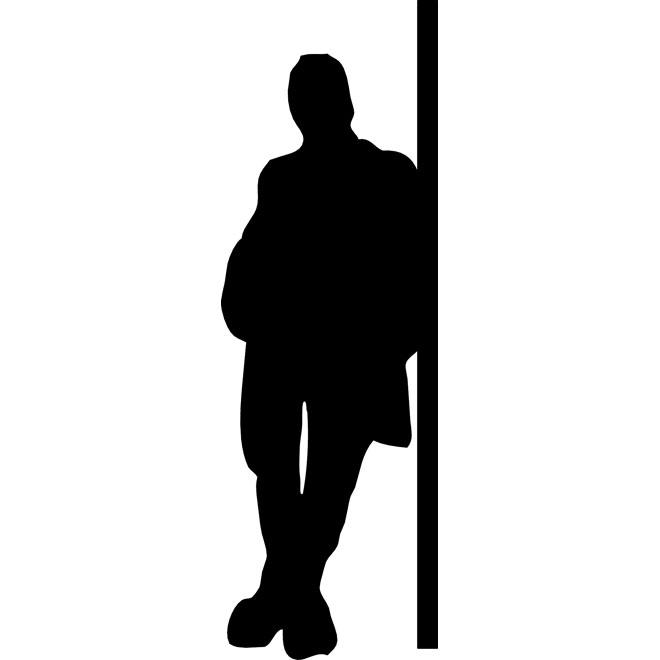 660x660 Man Standing Free Vectors Ui Download