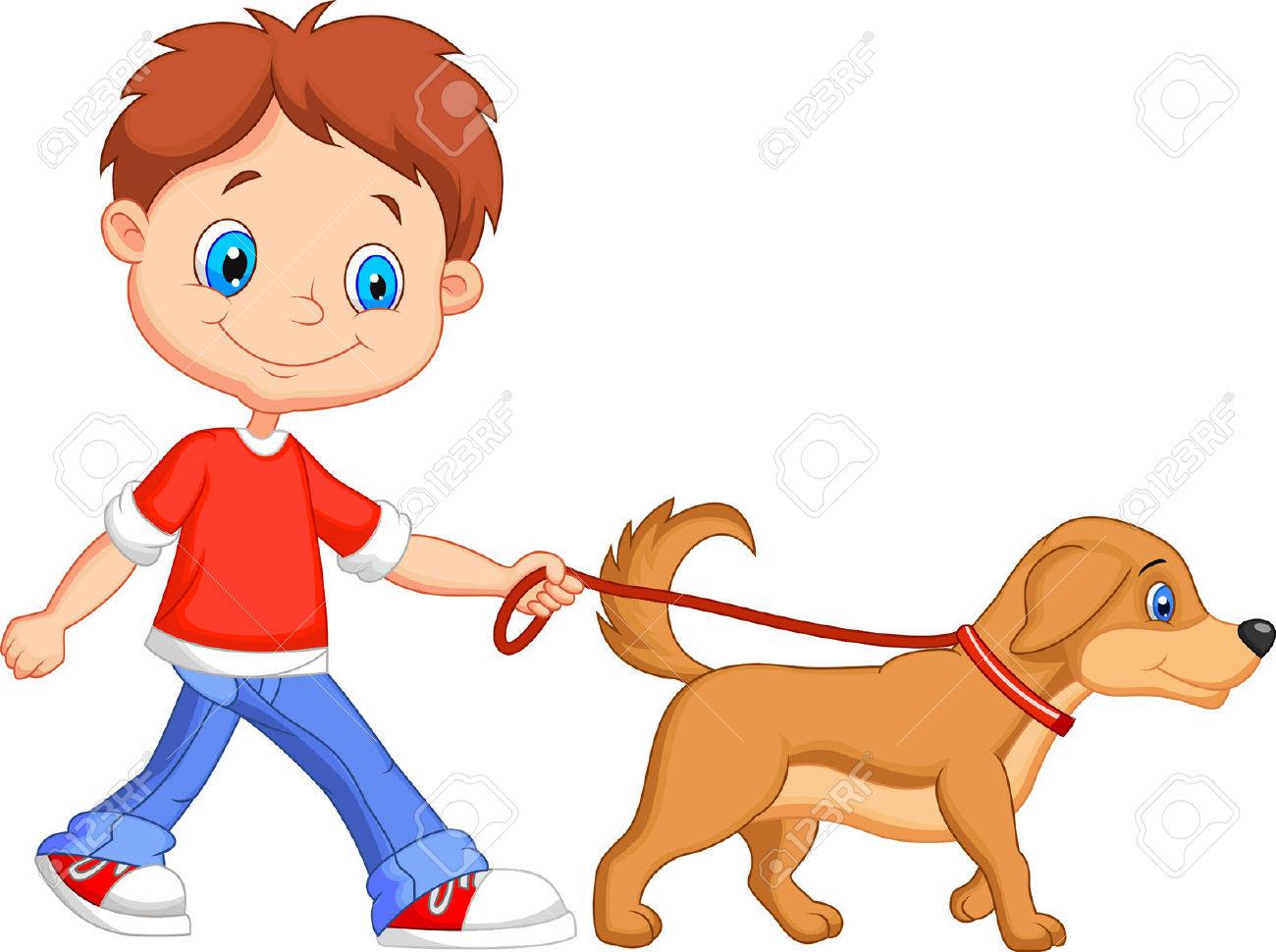 1300x970 Puppy Clipart Dog Walking