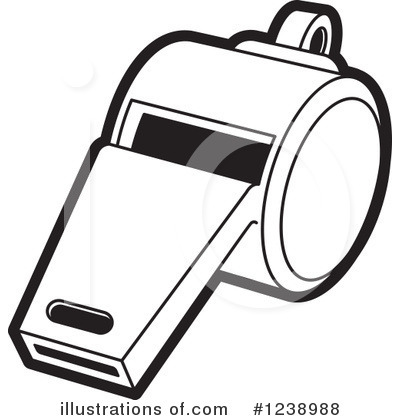 400x420 Whistle Clipart