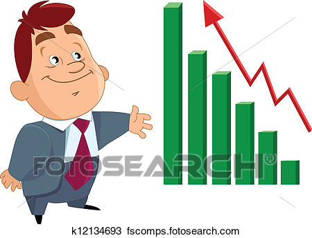 450x344 Clipart Of Office Manager. Schedule. K12134693