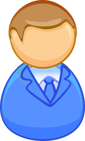 360x598 Manager Clip Art