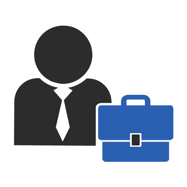 640x640 Professional Clipart Project Manager