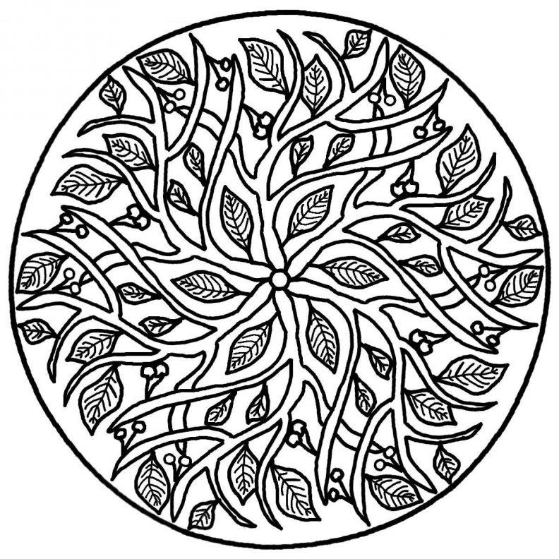 792x792 Coloring Page Wonderful Mandala Coloring Page Mandala Coloring
