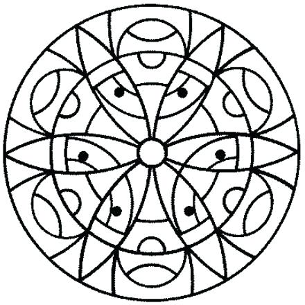 Mandala Coloring Pages | Free download best Mandala Coloring Pages ...