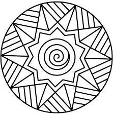 Mandala Coloring Pages Free Download Best Mandala Coloring Pages