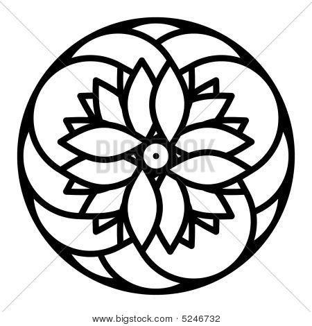 Easy Flower Mandala Designs Flowers Healthy