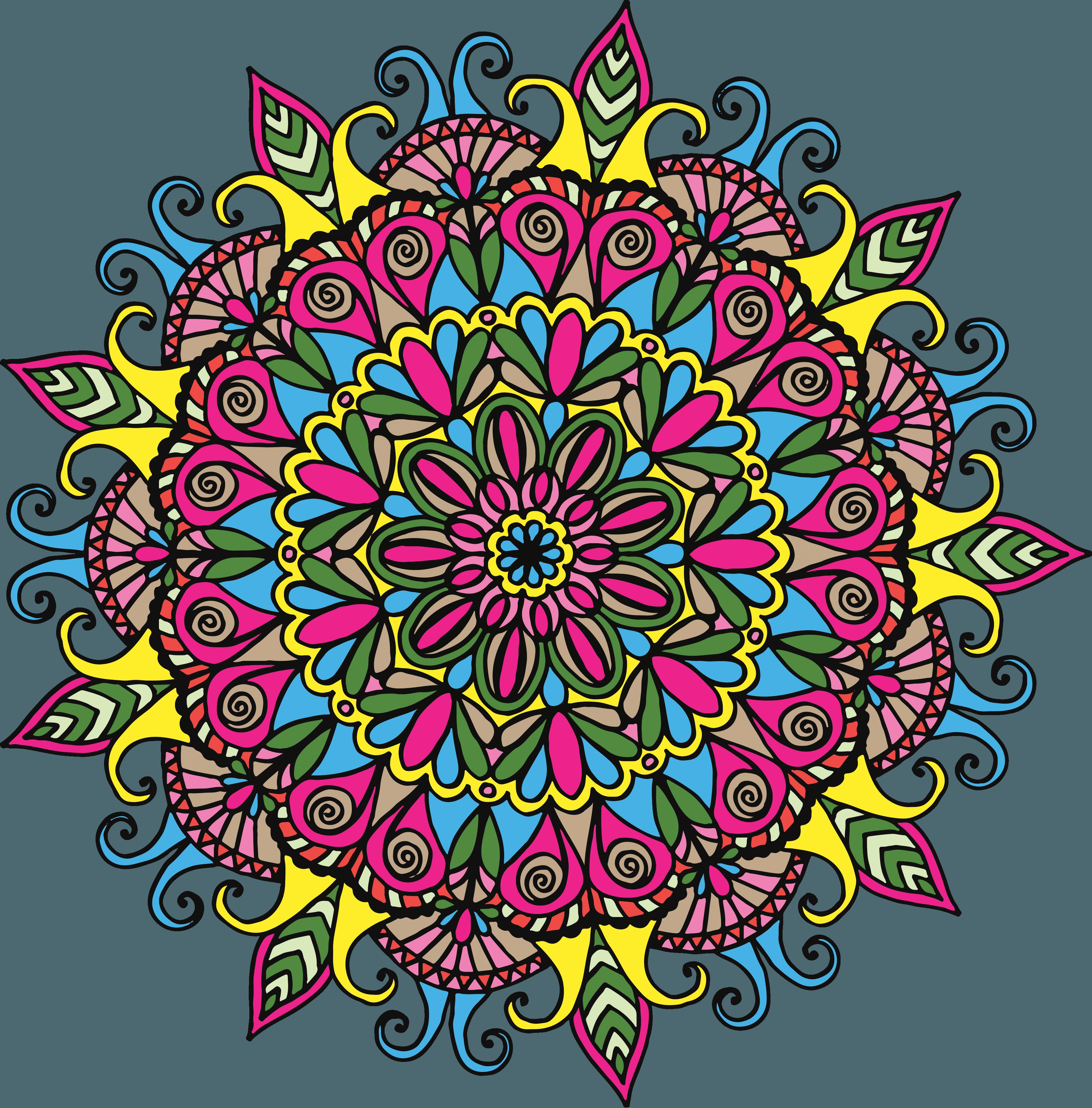 3600x3655 Freebie Commercial Use Hand Drawn Mandala Hg Designs