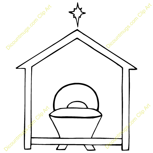 500x500 Manger Clip Art Many Interesting Cliparts