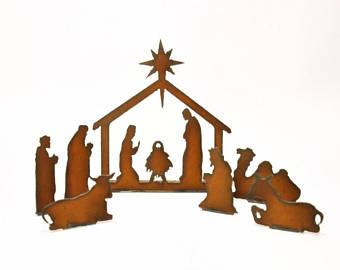 340x270 Nativity Scenes Etsy