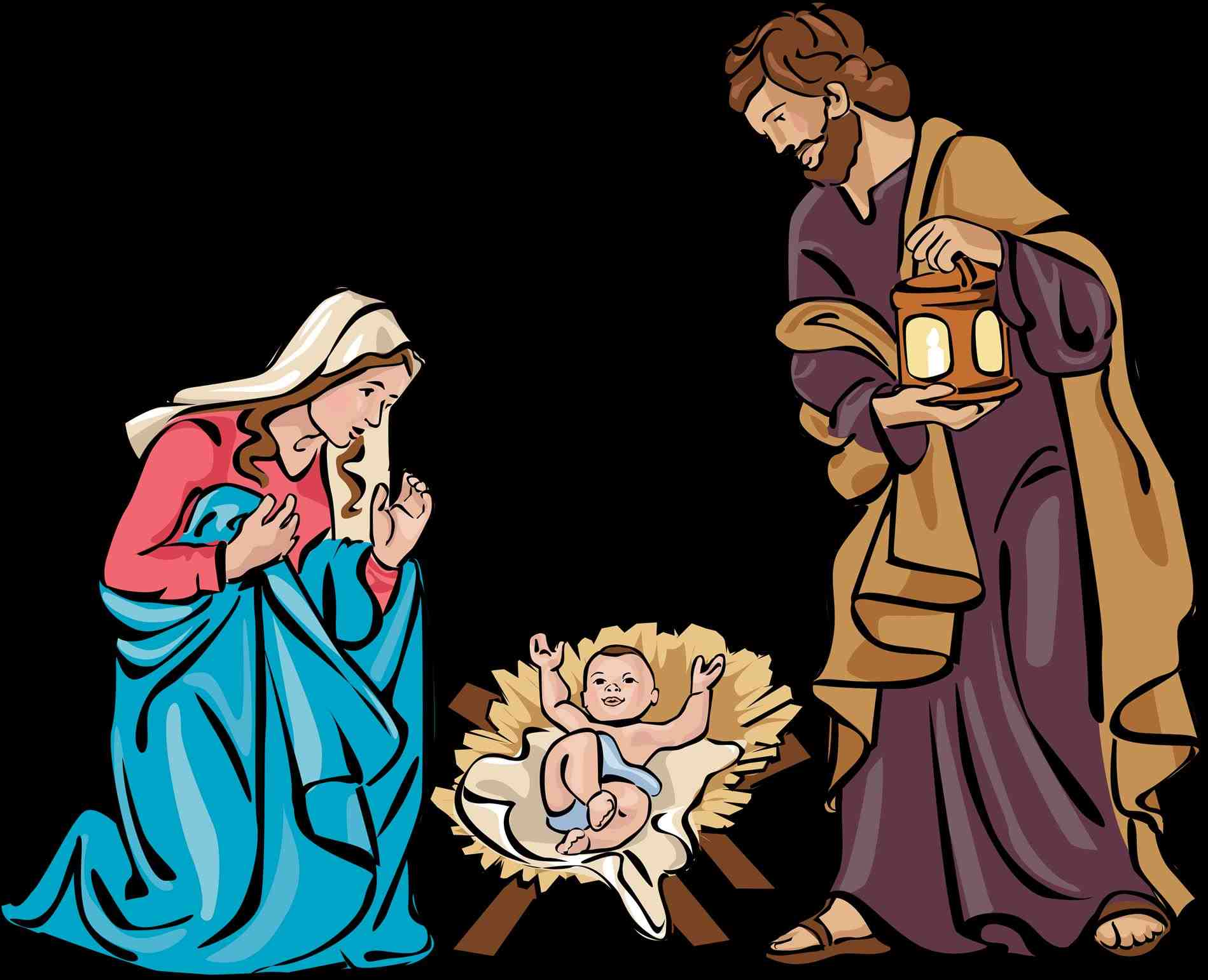 1899x1542 Silhouette Silhouette Christmas Nativity Scene Clip Art U Holy