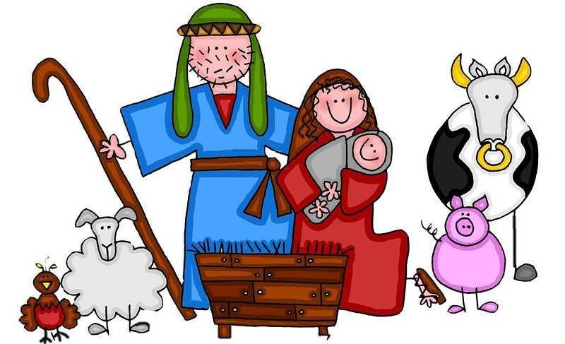 800x487 Best Nativity Clipart Ideas Nativity Scene