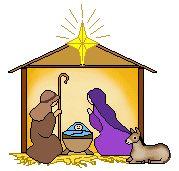 179x171 Christmas Nativityeps Royalty Free Stock Photography