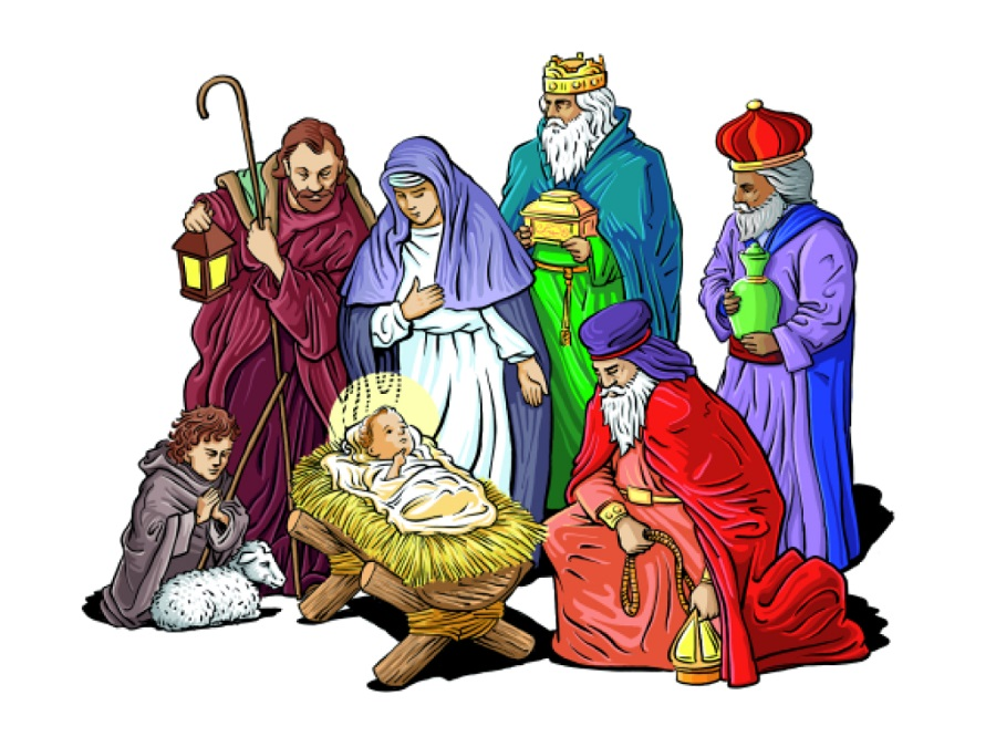 900x675 40 Awesome Christmas Clipart's For Messages