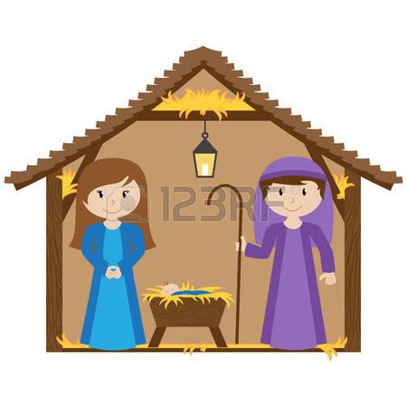 450x450 Inn Clipart Nativity