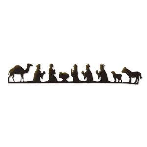 300x300 Nativity Border Clipart