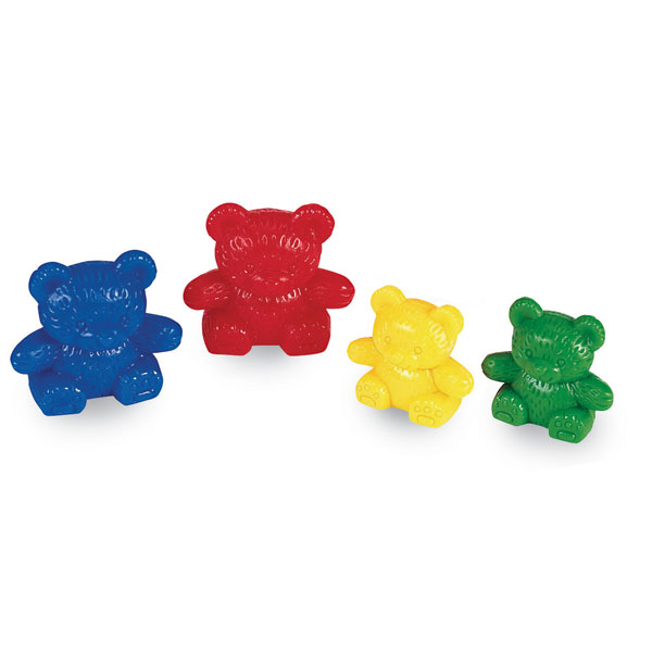 600x600 Bear Counters Clipart
