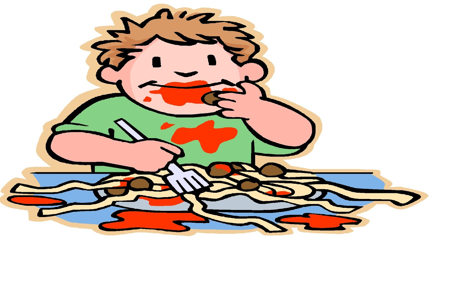 Fresh 55 of Good Table Manners Clipart | cftcmrs3