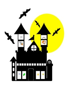 270x350 432 Best Halloween Images Clip Art Word Games And