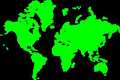 400x265 Top 78 World Map Clip Art
