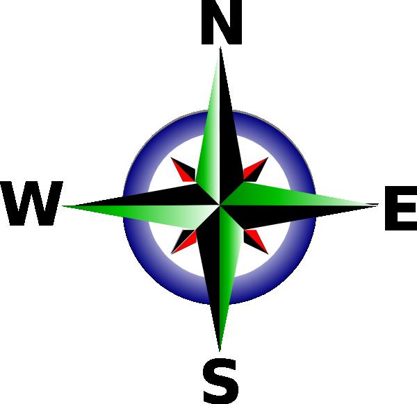 600x582 Compass Clip Art