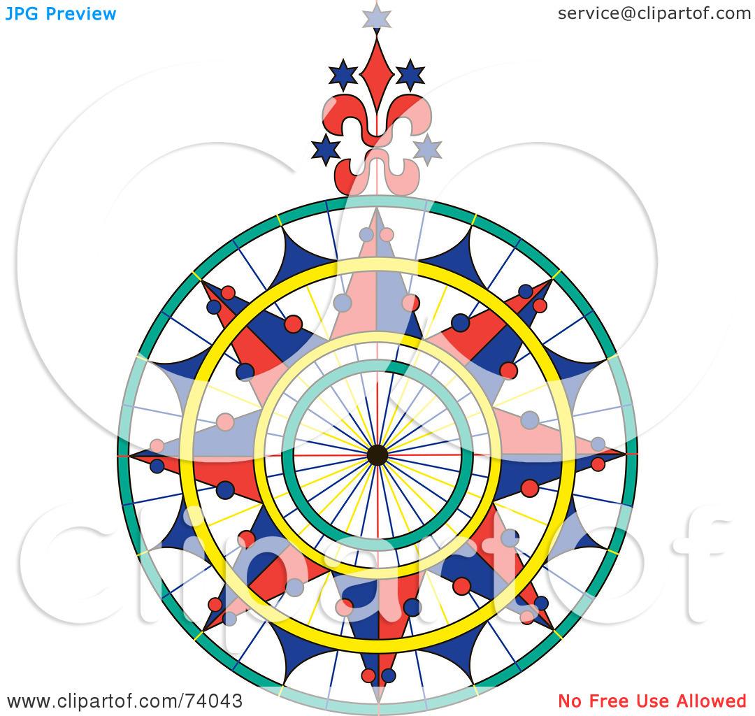 1080x1024 Compass Clipart High Resolution