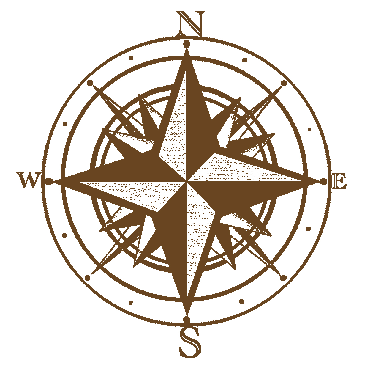 1293x1248 Treasure Map Compass Clip Art